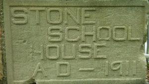 stoneschoolplaque