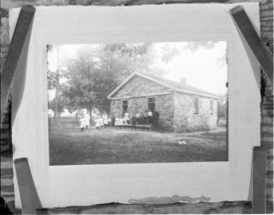 The Original Stone School c.1910